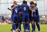 """""""Chelsea"""" tik po baudinių serijos įveikė """"Olympique"""""""