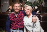 C.McGregoras mamai gimtadienio proga nepagailėjo įspūdingos dovanos