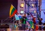 Jaunimo olimpinių žaidynių atidaryme – 200 tūkstančių žiūrovų