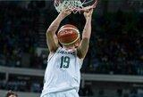 FIBA sudarė Europos čempionato reitingą: lietuviai – tik septinti