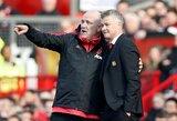 """""""Manchester United"""" sudarė ilgalaikę sutartį su asistentu M.Phelanu"""