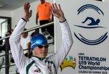 A.Kazlas pasaulio jaunių šiuolaikinės penkiakovės čempionate – 27-as
