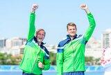 Olimpiados medalių įskaitoje lietuviai pavijo gruzinus