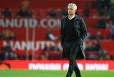 """R.Giggsas tiki, jog J.Mourinho gali sugrąžinti """"Manchester United"""" gerus laikus"""