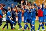 Islandai ir čekai – Europos čempionate, belgai išplėšė pergalę Kipre