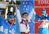 Iš Pjongčango olimpiados pašalinta dar daugiau Rusijos sporto žvaigždžių