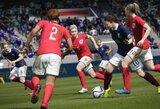 FIFA 16 žaidime atsiras moterų komandos