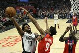 """Buvęs """"Žalgirio"""" gynėjas sulaukė dar vieno šanso NBA"""