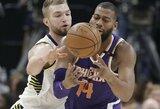 """""""Pelicans"""" pasiūlymo atsisakęs G.Monroe žais Bostone"""