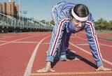 Kad bėgimas netaptų kančia: specialistė pataria, kaip apsaugoti kelių sąnarius