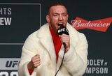 Amerikietiškos imtynės norėtų prisivilioti C.McGregorą ir surengti didžiausią WWE renginį istorijoje