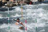 S.Mažeikis Europos jaunimo baidarių slalomo čempionate – 42-as