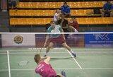 Panevėžyje – aukščiausio lygio badmintono turnyras