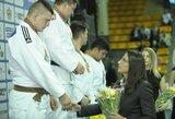 Pasaulio jaunimo dziudo čempionate pergalę iškovojo tik I.Mečajus