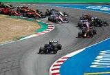 L.Hamiltonas 17 varžovų aplenkė ratu, K.Raikkonenas pagerino visų laikų rekordą