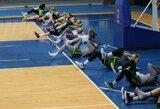 Lietuvos moterų rinktinė su nuotykiais atvyko į Rusiją ir surengė treniruotę