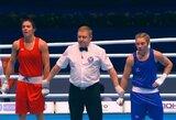 Keista pasaulio moterų bokso čempionato pabaiga: po protesto pasikeitė čempionė