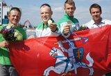 Dėl sporto reformos ketinama mažinti Lietuvos baidarių ir kanojų irklavimo rinktinę