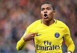 """""""Monaco"""" viceprezidentas: """"K.Mbappe atsisakė perėjimo į """"Real"""" dėl galimybės žaisti Paryžiuje"""""""