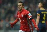 """Bild"": T.Alcantara paprašė ""Bayern"" leidimo sugrįžti į ""Barcelona"""