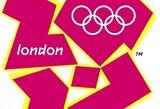 Visi olimpiniai logotipai nuo 1924 iki 2012 metų