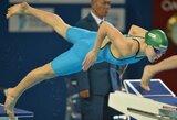 D.Rapšys - Europos jaunimo plaukimo čempionato nugalėtojas, R.Meilutytė pasiekė Lietuvos rekordą ir pelnė sidabrą (papildyta)