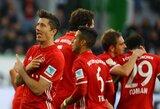 """""""Bayern"""" penktą kartą iš eilės tapo Vokietijos čempionu!"""