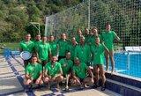 """Elektrėnų """"Žaibo"""" vandensvydininkai iškovojo Europos Sąjungos tautų turnyro taurę"""