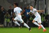 "Prancūzija: ""Marseille"" sutriuškino ""Rennes"", ""Monaco"" strigo prieš ""Montpellier"""