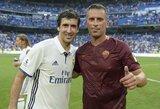 """Real"" legenda Raulis ketina tapti treneriu"