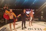 MMA turnyruose Čekijoje ir Vokietijoje – lietuvių pergalės
