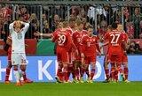 """""""Bayern"""" be didesnio vargo pateko į Vokietijos taurės finalą"""