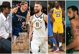 """Top 20: labiausiai pervertinti ir geriausiai algą """"atidirbantys"""" šio sezono NBA žaidėjai"""