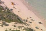 Kraupi nelaimė Australijoje: žuvo į ryklio nasrus pakliuvęs banglentininkas