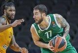 J.Lauvergne'as tapo naudingiausiu Eurolygos turo krepšininku