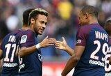 K.Mbappe pateikė skirtumus tarp Neymaro ir A.Griezmanno