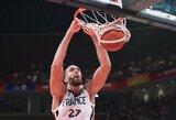"""FIBA supykdė R.Gobertą: """"Jokios pagarbos"""""""