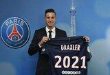 PSG klubas oficialiai užbaigė J.Draxlerio įsigijimą