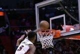 TOP-10: gražiausias NBA dienos epizodas tapo dėjimas per J.Valančiūną