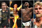 """""""UFC 232"""" pristatymas ir prognozės: skandalingiausio kovotojo sugrįžimas ir dviejų čempionių super kova"""