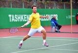 ATP vienetų reitinge R.Berankis prarado šešias pozicijas, A.Murray'us aplenkė R.Federerį