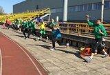 Lietuvos vyrų tinklinio rinktinės laukia Lenkijos komandų iššūkis