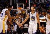 S.Curry: kitiems neverta kopijuoti mūsų žaidimo, nes tokių žaidėjų neturi niekas