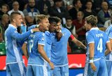 """C.Immobile – """"Lazio"""" pergalės kalvis"""