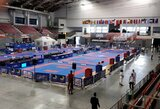 Olimpinės karatė turnyre Lenkijoje – trys lietuvių medaliai