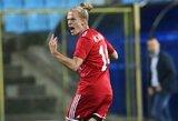 Baudinių serijoje sėkmingai pasirodęs J.Lasickas padėjo savo komandai žengti į kitą Serbijos taurės etapą