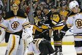 Rezultatyviausia NHL komanda pratęsė pergalių seriją iki trijų
