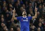 """""""Chelsea"""" artėja prie susitarimo parduoti maištaujantį D.Costą"""