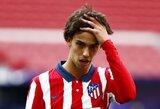 """Ispanijoje – dar vienos """"Atletico"""" nulinės lygiosios"""