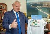 """Klaipėdos meras nekantriai laukia Olimpinės dienos: """"Nenusivils nė vienas"""""""